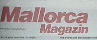 SALMA en el periódico alemán Mallorca Magazine