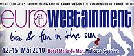 Con Sofia Prada en la Eurowebtainment