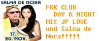 Actuando en Fkk Club Day and Night del 17 al 20!