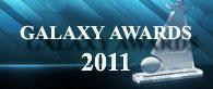 Nominada a los GALAXY AWARDS!!!