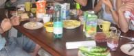 So Frühstücken unsere Stars!!!