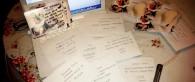 Hausaufgaben: Autogrammstunde!!