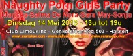 En Bélgica con Sara May y Mariska X