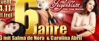 El 14.11 con Carolina Abril en Worms, Alemania!