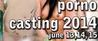 Queda poquito para el CASTING PORNO 2014!!
