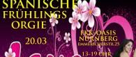 Party Kalender März