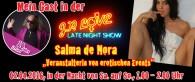 El sábado día 2.04 de nuevo en la TV SUIZA!