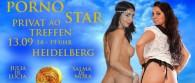 Privates Treffen mit Julia de Lucia und Salma de Nora am 13.09 in Heidelberg