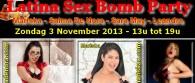 Am 3, 4, 5 und 6 November Wieder in Belgien!