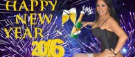 Guten Rutsch ins Neue Jahr 2016!!