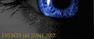 Italien, Schweiz und meine Parties im Juni 17